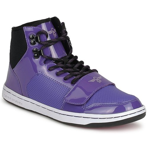 Skor Dam Höga sneakers Creative Recreation W CESARIO Violett