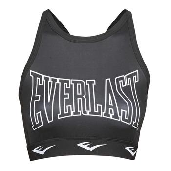 textil Dam Sport-BH Everlast DURAN Svart / Vit