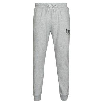 textil Herr Joggingbyxor Everlast JOG-ANTS-AUDUBON Grå