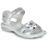 Skor Flickor Sandaler Primigi 5383533 Silver