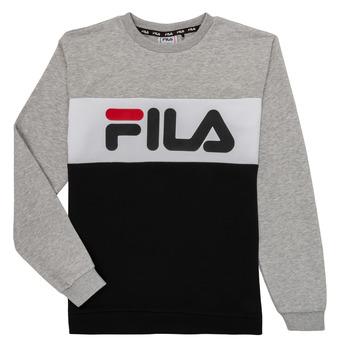textil Barn Sweatshirts Fila FLORE Grå / Svart
