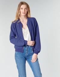 textil Dam Sweatshirts Moony Mood CHUCKY Marin