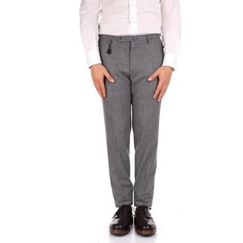 textil Herr Kostymbyxor Incotex 1AT091 1721T Grey