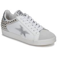 Skor Dam Sneakers Meline GELLABELLE Vit