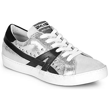 Skor Dam Sneakers Meline GELOBELO Silver