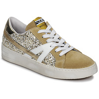 Skor Dam Sneakers Meline GERIE Guldfärgad