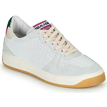 Skor Dam Sneakers Meline GEYSON Vit
