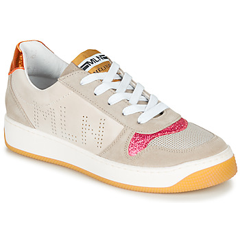 Skor Dam Sneakers Meline GEYSON Beige
