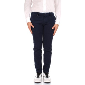 textil Herr Chinos / Carrot jeans Re-hash P24920765899 Blue
