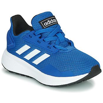 Skor Barn Sneakers adidas Originals DURAMO 9 K Blå