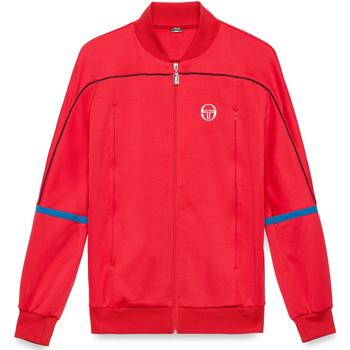textil Herr Sweatjackets Sergio Tacchini Veste  archivio rouge/bleu/noir