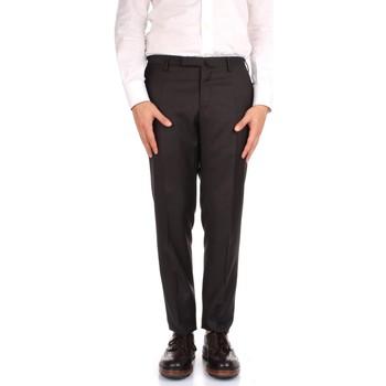 textil Herr Kostymbyxor Incotex 1AT030 1010T Brown