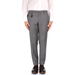 textil Herr Chinos / Carrot jeans Incotex 1AT030 1010T Grey