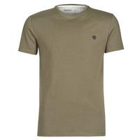 textil Herr T-shirts Timberland SS DUNSTAN RIVER CREW TEE Kaki