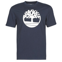 textil Herr T-shirts Timberland SS KENNEBEC RIVER BRAND TREE TEE Marin