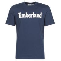 textil Herr T-shirts Timberland SS KENNEBEC RIVER BRAND LINEAR TEE Marin