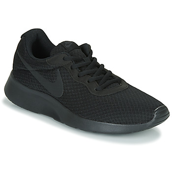 Skor Herr Sneakers Nike TANJUN Svart