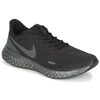 Skor Herr Träningsskor Nike REVOLUTION 5 Svart