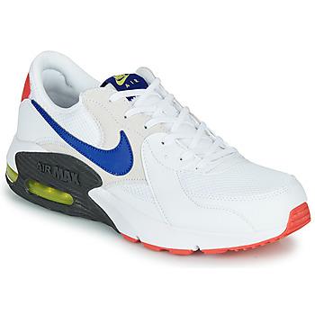 Skor Herr Sneakers Nike AIR MAX EXCEE Vit / Blå