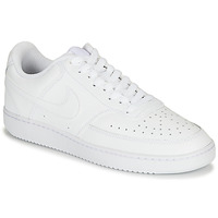 Skor Herr Sneakers Nike COURT VISION LOW Vit