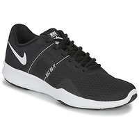 Skor Dam Träningsskor Nike CITY TRAINER 2 Svart / Vit