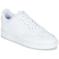 Skor Dam Sneakers Nike COURT VISION LOW Vit