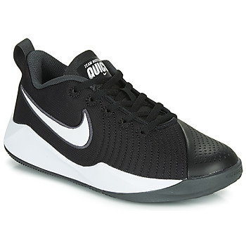 Skor Barn Träningsskor Nike TEAM HUSTLE QUICK 2 GS Svart / Vit