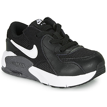 Skor Barn Sneakers Nike AIR MAX EXCEE TD Svart / Vit