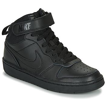 Skor Barn Sneakers Nike COURT BOROUGH MID 2 GS Svart