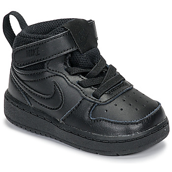 Skor Barn Sneakers Nike COURT BOROUGH MID 2 TD Svart