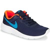 Skor Pojkar Sneakers Nike TANJUN GS Blå