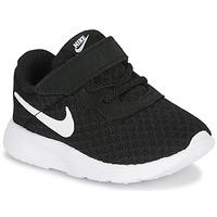 Skor Barn Sneakers Nike TANJUN TD Svart / Vit