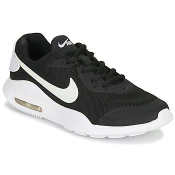 Skor Barn Sneakers Nike AIR MAX OKETO GS Svart / Vit