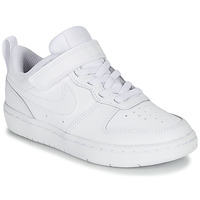 Skor Barn Sneakers Nike COURT BOROUGH LOW 2 PS Vit