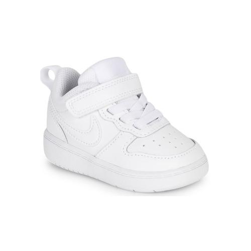 Skor Barn Sneakers Nike COURT BOROUGH LOW 2 TD Vit