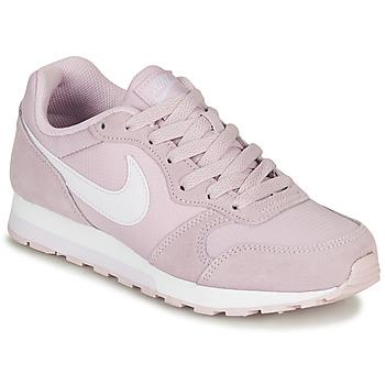 Skor Flickor Sneakers Nike MD RUNNER 2 PE GS Rosa