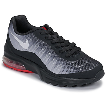 Skor Barn Sneakers Nike AIR MAX INVIGOR GS Svart / Röd