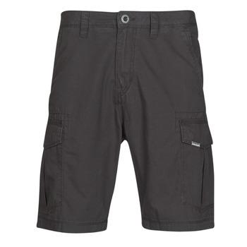 textil Herr Shorts / Bermudas Volcom MITER II CARGO SHORT Svart
