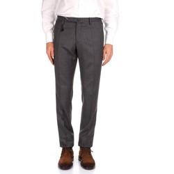 textil Herr Kostymbyxor Incotex 1AT030 1394T Grey