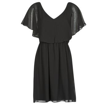 textil Dam Korta klänningar Naf Naf LAZALE Svart