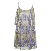 textil Dam Korta klänningar Marciano LIQUID LEOPARD DRESS Flerfärgad