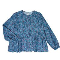 textil Flickor Blusar Pepe jeans ISA Blå