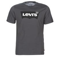 textil Herr T-shirts Levi's HOUSEMARK GRAPHIC TEE Grå