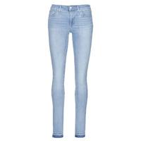 textil Dam Skinny Jeans Levi's 711 SKINNY The / Wire