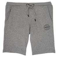 textil Pojkar Shorts / Bermudas Jack & Jones JJISHARK Grå