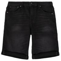 textil Pojkar Shorts / Bermudas Jack & Jones JJIRICK Svart