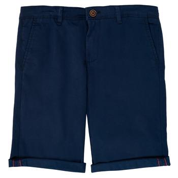 textil Pojkar Shorts / Bermudas Jack & Jones JJIBOWIE Marin
