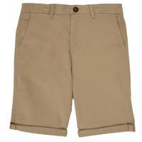 textil Pojkar Shorts / Bermudas Jack & Jones JJIBOWIE Beige