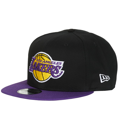 Accessoarer Keps New-Era NBA 9FIFTY LOS ANGELES LAKERS Svart / Violett
