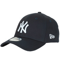 Accessoarer Keps New-Era LEAGUE BASIC 39THIRTY NEW YORK YANKEES Marin / Vit